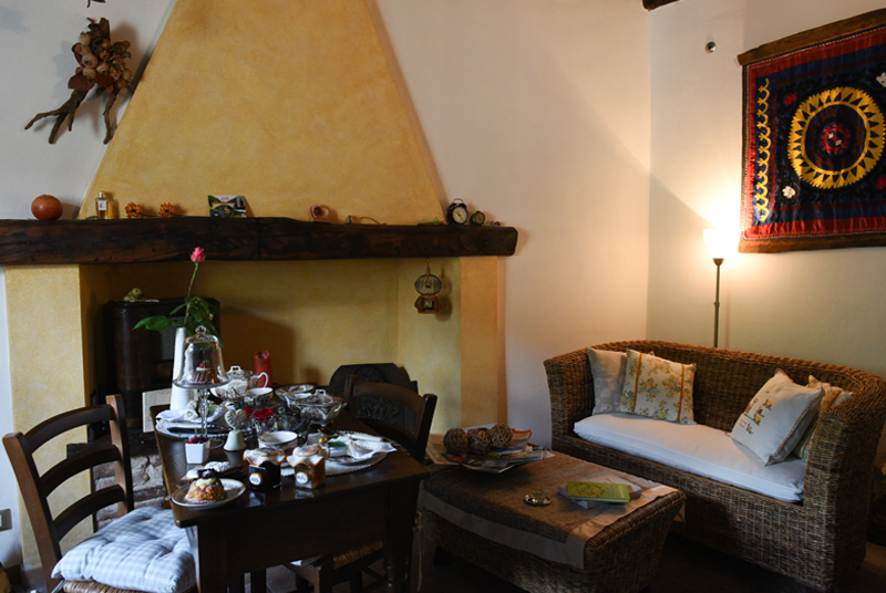 Suite Cannella - Valentina B&B Bed & Breakfast - Murialdo Savona